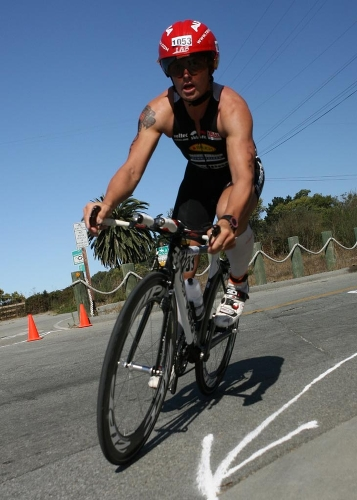 Big Kahuna Triathlon08_Thomas BikeBig