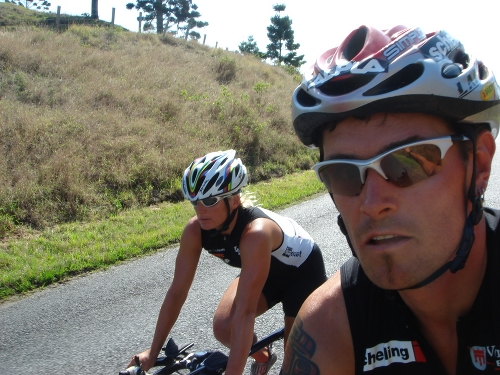 IMHawaii07_TLAUS_YvonneTommy@Bike2